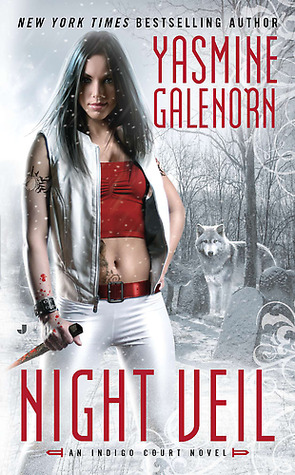 Book Review: Yasmine Galenorn's Night Veil