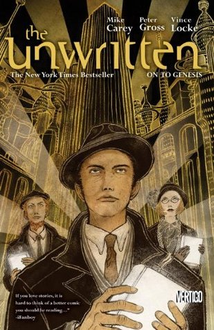 The Unwritten, Vol. 5: On to Genesis (2012)
