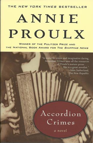 An analysis of the book accordion crimes
