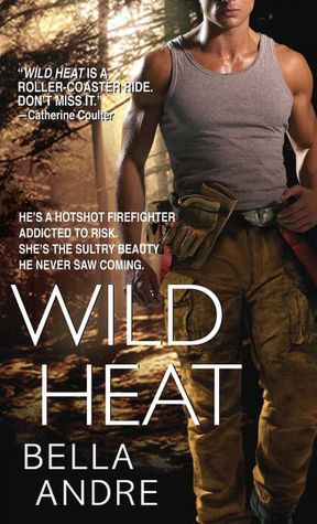 Wild Heat (Hot Shots: Men of Fire, #1)