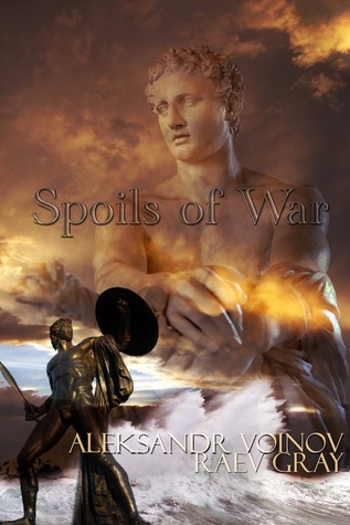 Book Cover Spoils of War by Aleksandr Voinov and Raev Gray