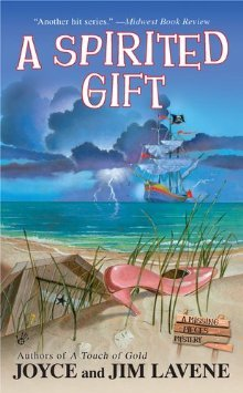 A Spirited Gift by Joyce Lavene