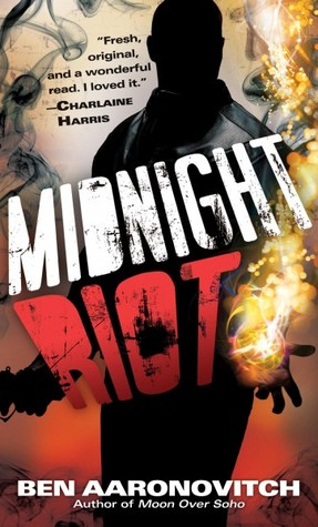 Book Review: Ben Aaronovitch's Midnight Riot