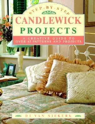 Step By Step Candlewick Projects Di Van Niekerk