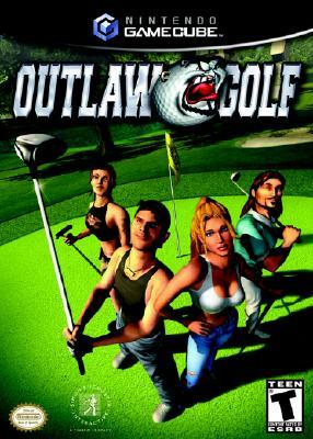 Outlaw Golf Gamecube Ssi