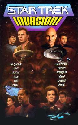 Star Trek Invasion: The Final Fury/Times Enemy/The Soldiers Of Fear/First Strike (Star Trek:  Invasion Series)  by  Diane Carey