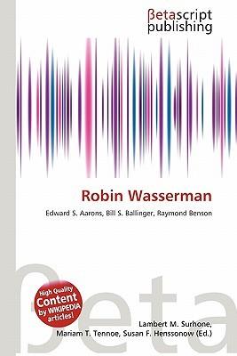 Robin Wasserman  by  NOT A BOOK