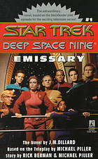 Emissary (Star Trek: Deep Space Nine #1)  by J.M. Dillard />