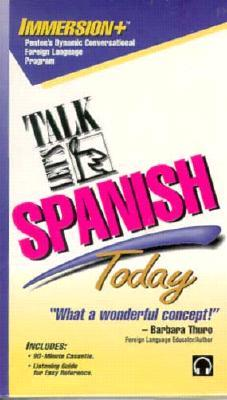 Lets Talk Spanish Today [With Listening Guide]  by  Penton Overseas Inc.