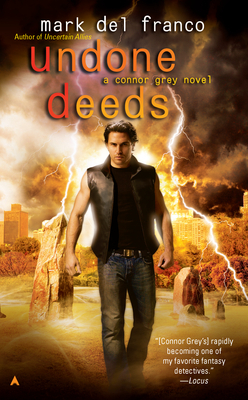 Book Review: Mark Del Franco's Undone Deeds