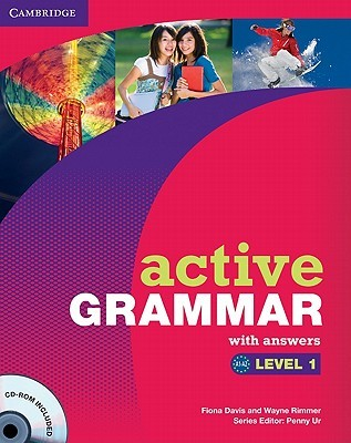 Active Grammar Level 1 with Answers and CD-ROM (Active Grammar With Answers  by  Fiona Davis
