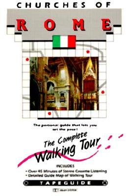 Churches of Rome: The Complete Walking Tour. [With Comprehensive Full-Color]  by  Vocabulearn