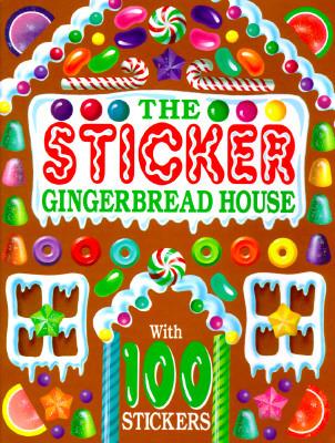 The Sticker Gingerbread House Scott McDougall