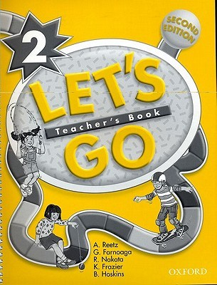 Lets Go 2: Teachers Book Ritsuko Nakata