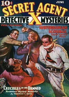 Thrilling Detective - The House of Hooded Death - 12/31 G. Wayman Jones