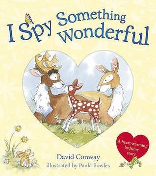 I Spy Something Wonderful David Conway
