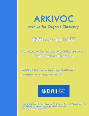 Arkivoc 2004 (X) Commemorative For Prof. Rodney Rickards  by  Paul Krapcho