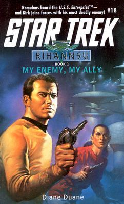 Cover: My Enemy, My Ally (Diane Duane)