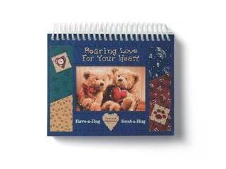Love Bears Patchwork Quilt Daybreak Bearing Love for Your Heart Anonymous