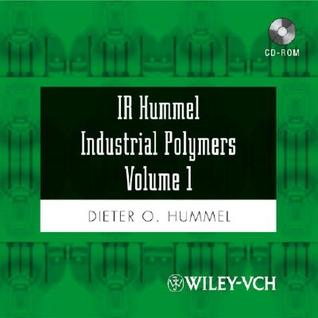 IR Hummel Industrial Polymers Volume 1 Dieter O. Hummel