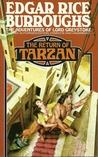 The Return of Tarzan (Tarzan, #2)