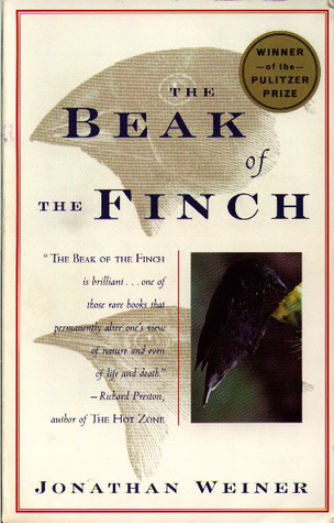beak of the finch chapter summaries Book review / the pecking order: 'the beak of the finch' - jonathan weiner: cape, 1899 richard mabey sunday 28 august 1994 00:02  in his eloquent last chapter he looks into the future, and .