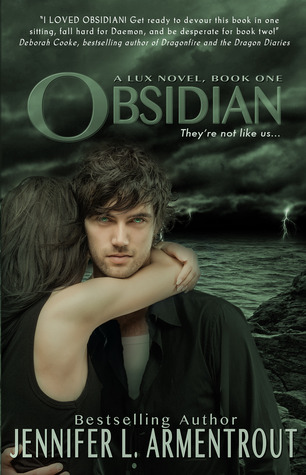 Book Review: Jennifer L. Armentrout's Obsidian