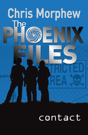 Contact (The Phoenix Files, #2)  by  Chris Morphew