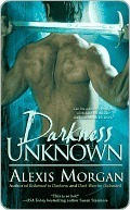 Darkness Unknown (Paladins of Darkness, #5)  by  Alexis Morgan