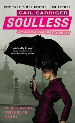 Book Review: Soulless by Gail Carriger