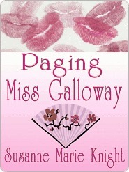 Paging Miss Galloway  by  Susanne Marie Knight