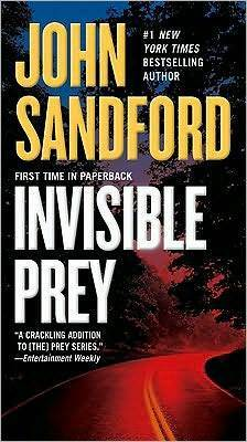 Book Review: Invisible Prey by John Sandford