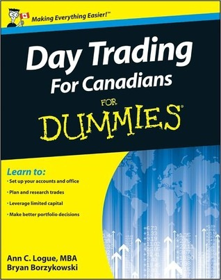 Day Trading For Dummies Ann C. Logue