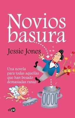 Novios basura  by  Jessie Jones