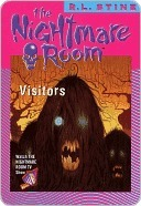 Visitors (The Nightmare Room, #12)  by  R.L. Stine