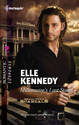 Millionaires Last Stand (Harlequin Romantic Suspense #1686)  by  Elle Kennedy