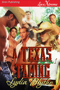 A Texas Taming  by  Lydia Blythe