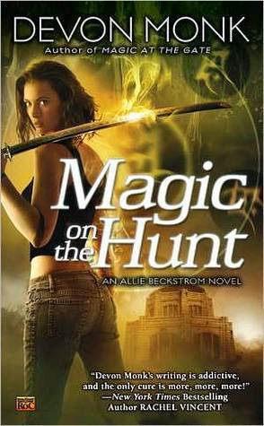 Book Review: Devon Monk's Magic on the Hunt