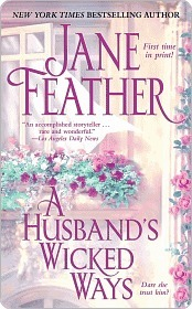 A Husbands Wicked Ways (Cavendish Square, #3) Jane Feather