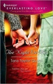 Review: The Night We Met by Tara Taylor Quinn