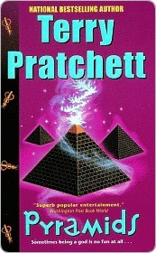 Book Review: Pyramids by Terry Pratchett