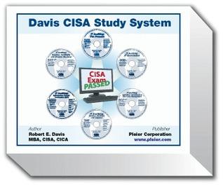 Davis CISA Study System Robert  E. Davis