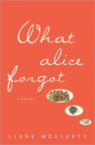 What Alice Forgot  cover