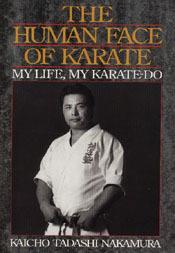 Human Face Of Karate  by  Tadashi Nakamura