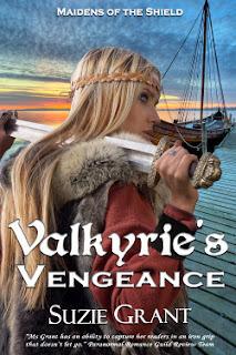Valkyrie's Vengeance by Suzie Grant