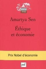 Éthique Et Économie: Et Autres Essais Amartya Sen