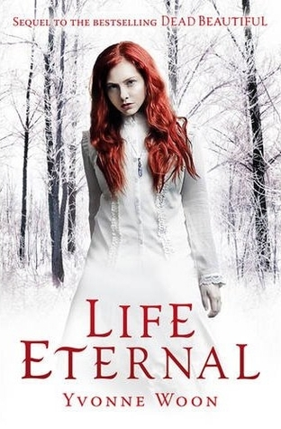 Life Eternal by Yvonne Woon book cover