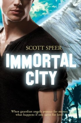 Immortal City by Scott Speer book cover