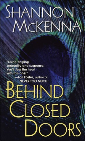 Book Review: Shannon McKenna's Behind Closed Doors