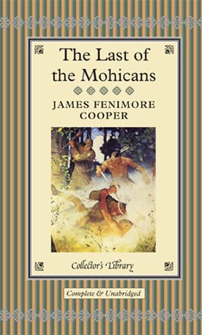 an analysis of the last of the mohicans by james fenimore cooper